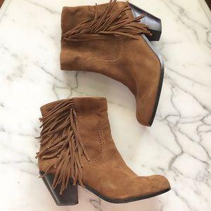 Sam Edelman Shoes - Sam Edelman fringe boots